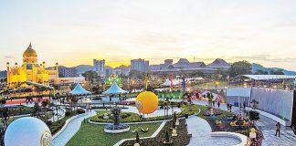 Lowongan Therapist Pijat Traditional Luar Negeri - Negara Kaya Minyak Brunei Darrusalam