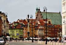 Lowongan Spa Therapist Wanita Warsaw Ibukota Polandia - Kota Metropolis Terbesar Polandia