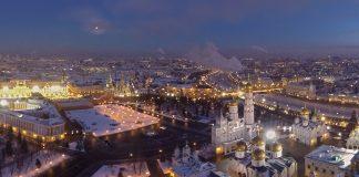 Lowongan Spa Therapist Kota Terbesar di Dunia dan Ibukota Rusia, Moscow - Salah Satu Negara Adidaya di Dunia
