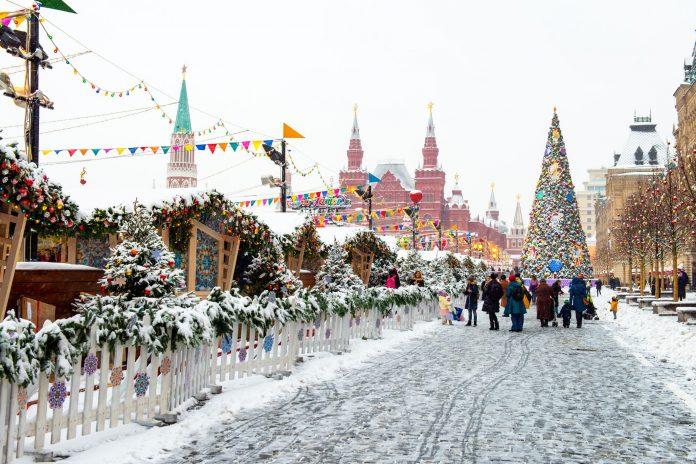 Spa di Bali Lowongan Spa Therapist Hotel Bintang Lima Luar Negeri - Ibukota dan Kota Paling Padat Russia, Moscow