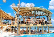 Recruitment Spa Therapist Pria dan Wanita Finns Beach Club Bali - The World's Best Beach Club