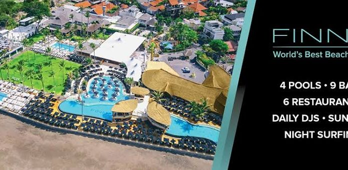 Interview Male & Female Spa Therapist The World's Best Beach Club - Finns Beach Club Bali