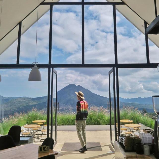 Wisata Spa di Bali - Pesona Montana Del Cafe Kintamani, Bangli Yang Super Ngehitz