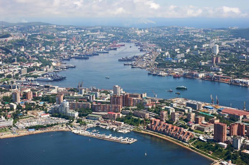 Vladivostok- Russia Kota Yang Terpingirkan