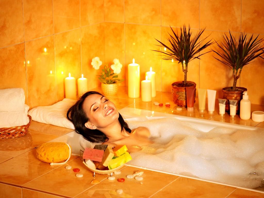 Manjakan Diri dan Hilangkan Stres Dengan Home Spa